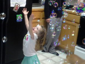 "3-Year-Old, Chelsea, fills the room with her joy... ""Today is my day to dance with Life, Sing wild songs of adventure, Invite rainbows & butterflies out to play, Soar my spirit, and unfurl my joy!"" _Jonathan L. Huie_"